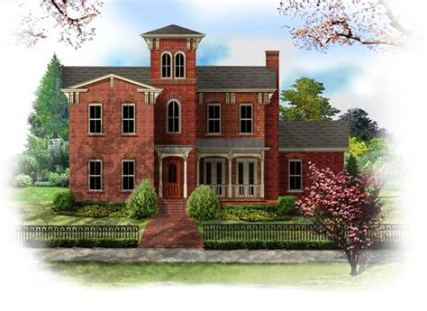 brick victorian house plans victorian brick house plans house and home design