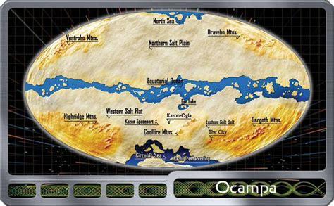 ocampa  memory beta  canon star trek wiki fandom