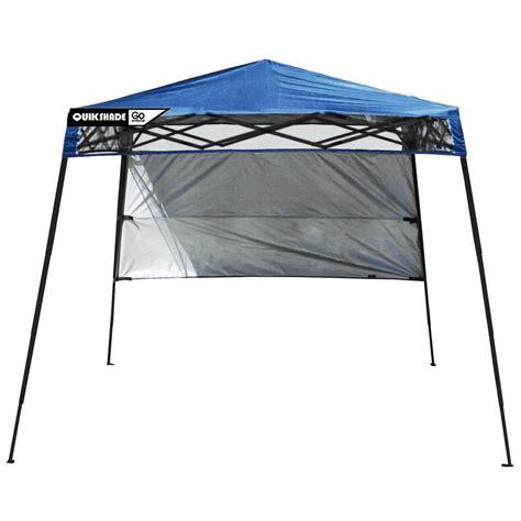 instant shade awning quik shade go hybrid canopy bravo sports 157433