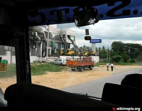 wilworth earth movers pvt  volvo bidadi town