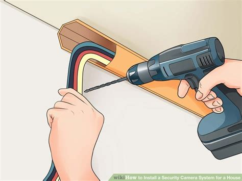 how to install a security system for a house find