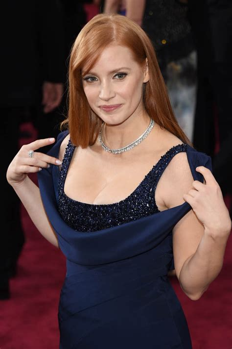 Star Vanity Jessica Chastain At The 2015 Oscars Lainey Gossip