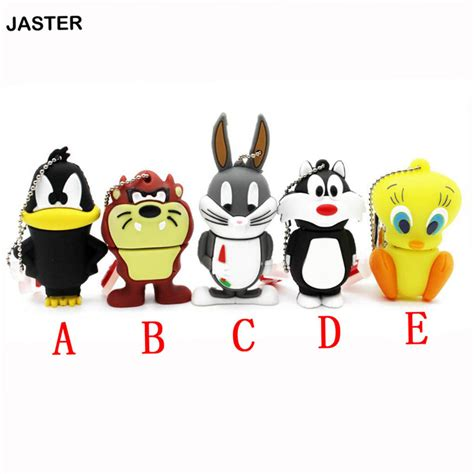 Flashdisk Unik Marvin Looney 16gb popular daffy duck buy cheap daffy duck lots from china daffy duck suppliers on aliexpress