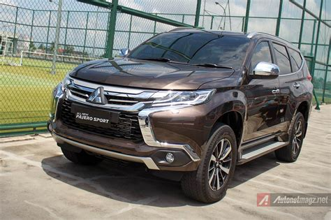 mitsubishi indonesia 2016 all new mitsubishi pajero sport baru 2016 versi indonesia