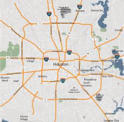 maps of houston houston cresa the tenant s advantage