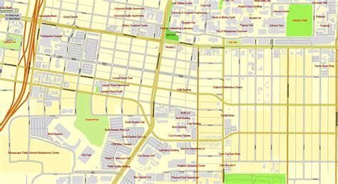 maps albuquerque map albuquerque afputra