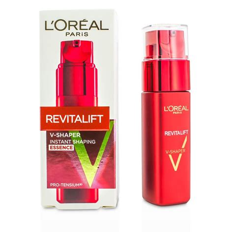 L Oreal Revitalift Essence l oreal revitalift v shaper instant shaping essence fresh
