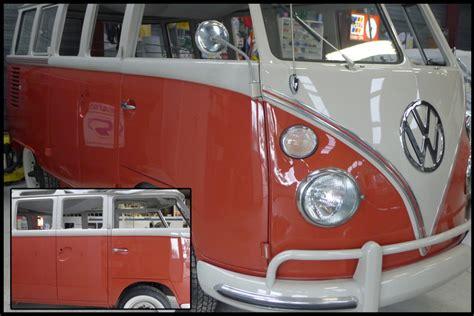 vw t1 1963 garage normandie