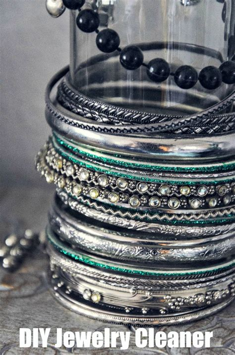 how to make your own jewelry cleaner how to make your own jewelry cleaner