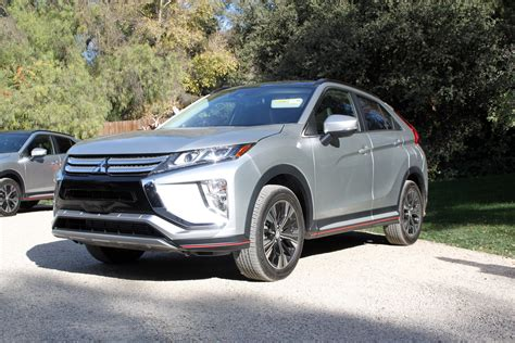 Vwvortex Com 2018 Mitsubishi Eclipse Cross Revealed An