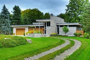 Contemporary homes are a style that is a subset of modern homes