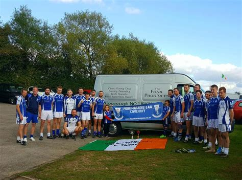 magic masters to title four masters gaa coventry