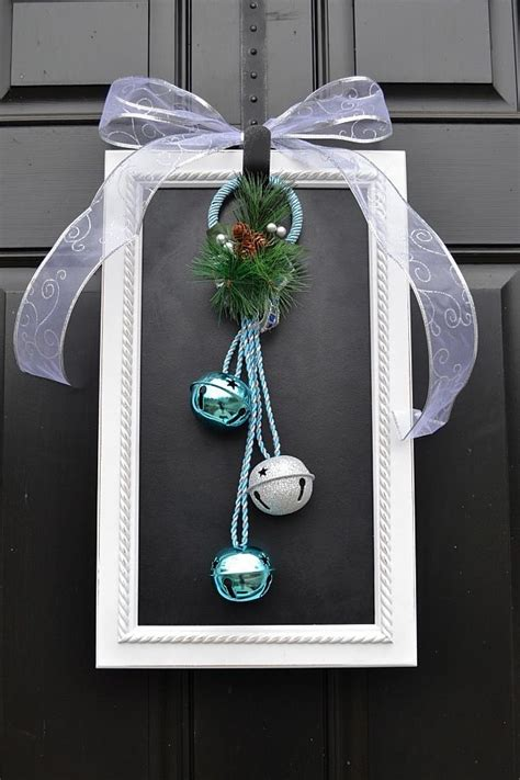 Decorating Ideas For Jingle Bell Rock Picture Door Frame And Jingle Bell Idea Pictures Photos