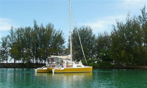 sailing catamaran ocean crossing offshore prep ocean crossing catamaran sailing cruising