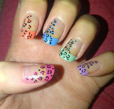 cute pattern nails cute nail designs easyday
