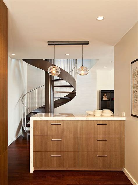 Urban Home Decor 15 spiral staircases that pave the way to cloud nine