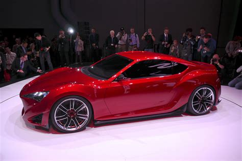 scion brs scion fr s concept five axis