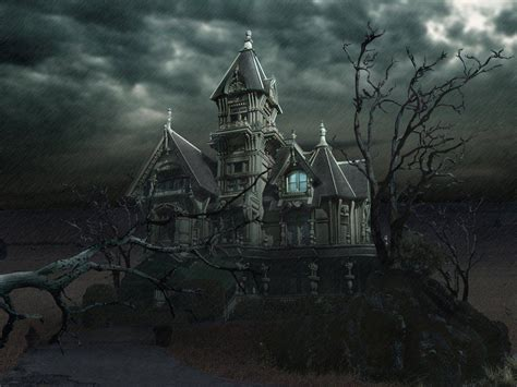 house on the hill desktop wallpaper haunted house wallpapers desktop wallpaper cave