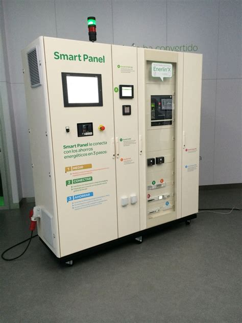 schneider electric woos market with smart panel