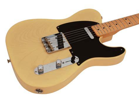 Fender Closet Classic Telecaster by Fender Custom Shop 1952 Telecaster Closet Classic Nocaster