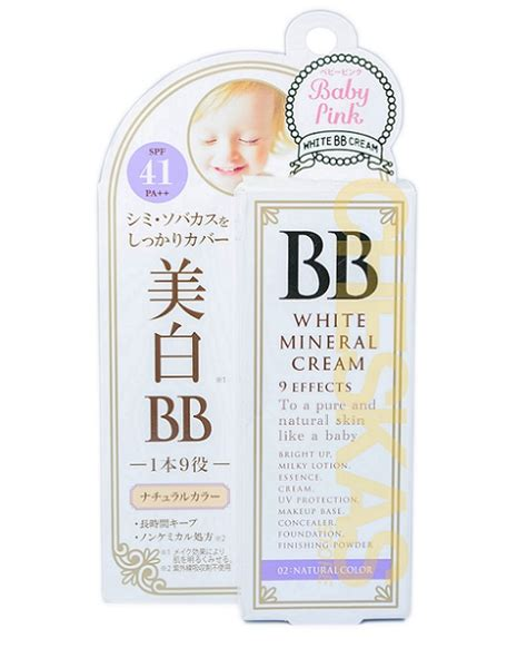 Baby Pink Bb Bison Baby Pink Bb White Mineral