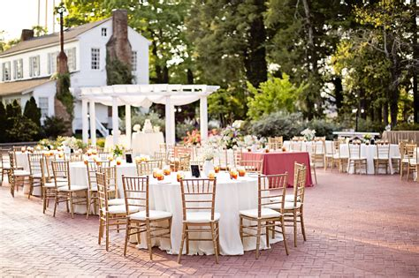 small wedding venues in atlanta ga garden reception hazlehurst house