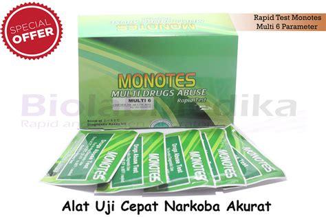 Alat Tes Narkoba 5 Parameter alat test narkoba 6 parameter harga murah biolab medika