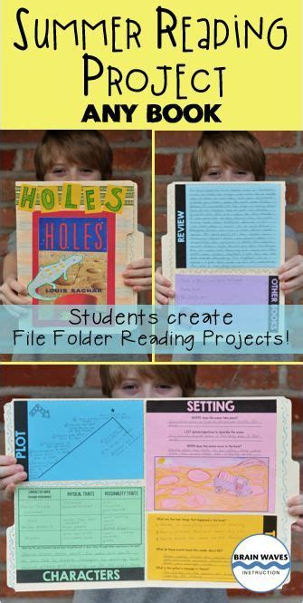 file folder book report summer reading project file folder book report any