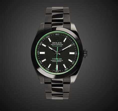 Black Rolex | 2016 rolex milgauss watches bloomwatches