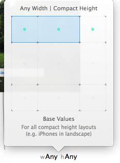 xcode layout for all devices how to use an universal storyboard in xcode