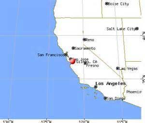 california map gilroy gilroy california ca 95020 profile population maps real estate averages homes