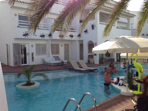 swim up rooms ibiza swim up rooms and bar picture of playa d en bossa ibiza tripadvisor