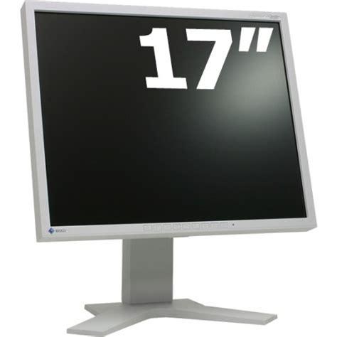 Monitor Lcd Bekas 17 Inch 17inch lcd white mixed a brand monitor gebruikte