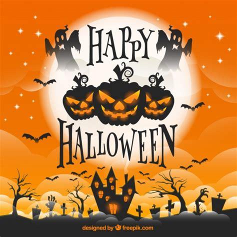 imagenes atrevidas de halloween tarjeta de felicitaci 243 n de halloween descargar vectores