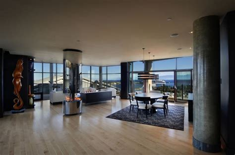penthouse design luxury penthouse apartment with 360 degree views over