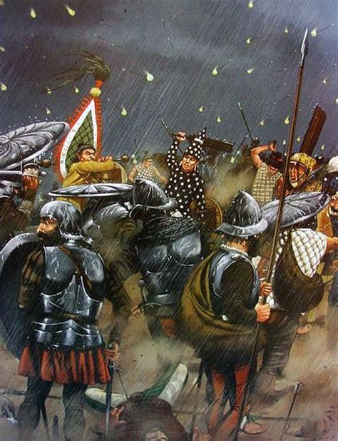 imagenes de angeles aztecas spanish conquistadors night fight aztec mexica mayan
