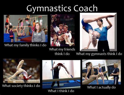Gymnastics Meme - gymnastics quotes about coaches quotesgram