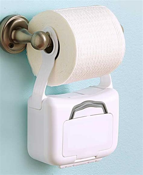 bathroom wipes holder new toilet paper holder humorous disposable wipes hanger storage ebay