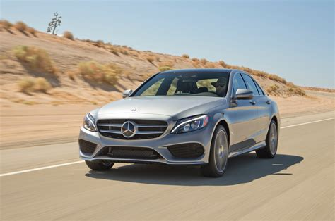 Mercedes C 2015 by 2015 Mercedes C300 4matic Test Motor Trend