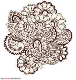 henna coloring pages free coloring pages of mehndi pattern