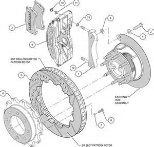 Brake Line Diagram For 2003 Chevy Avalanche Wilwood Disc Brake Kit Hummer H2 Chevy Suburban Avalanche