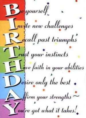 Small Birthday Quotes Inspirational Quotes For Her Birthday Quotesgram