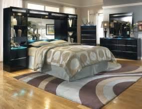 Ashley furniture black bedroom set for the home pinterest