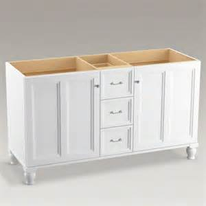 60 Vanity Cabinet Only Kohler 99524 Lgsd Damask 60 Legs Vanity Cabinet Only With