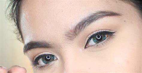 Softlens Newbluk Kontak Lensa Depkes pengaruh buruk softlens untuk mata kamu fispol