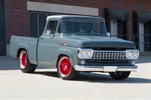 Ford F100 Ringbrothers 1958 Ford F 100 Is In A Class By Itself