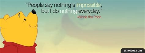 Pooh And Cover winnie the pooh quote cover winnie the pooh