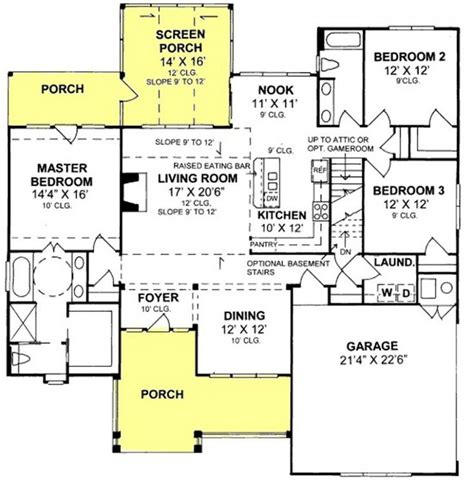 35 best ada wheelchair accessible house plans images on