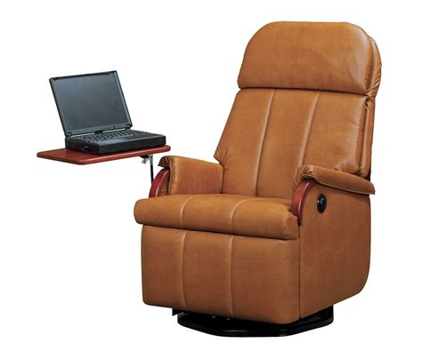 recliner with desk laptop tray for recliner 147 charming sofas center