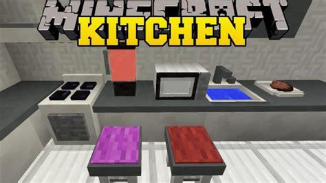 Kitchen Items Minecraft Kitchen Mod For Minecraft 1 7 10 Minecraftsix